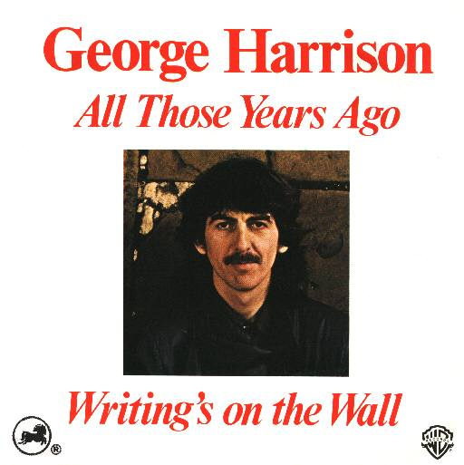 George harrison singles