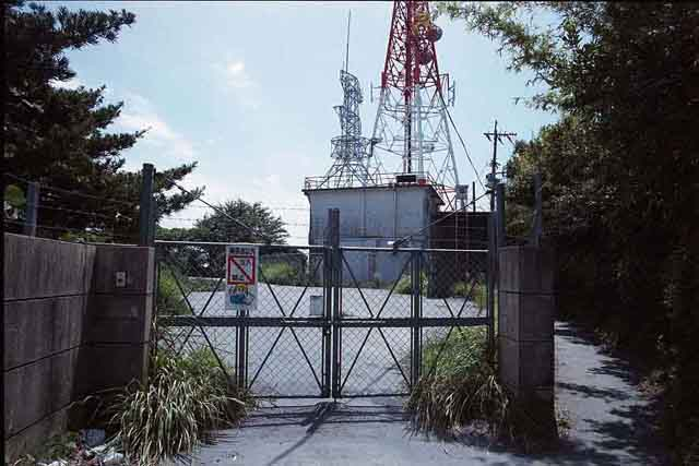 ... テレビ 送信所 nhk 鶴丸 放送 所